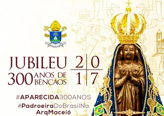 Resultado de imagem para Padroeira do Brasil, Nossa Senhora Aparecida completa 300 anos